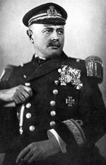 Kapitan Georg von Trapp, dowódca okrętów podwodnych