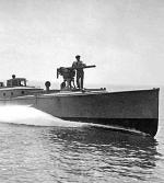 Włoski kuter torpedowy zw. MAS
