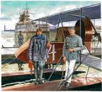 Podstawowym typem maszyny w chwili rozpoczęcia wojny z Włochami w 1915 r. był Lohner L. Ta dwupłatowa łódź latająca napędzana była jednym silnikiem Austro-Daimler o mocy 160 KM, który pozwalał osiągnąć maksymalną prędkość 105 km/h.
