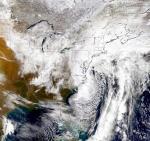 """""""Stormageddon"""" w USA sparaliżował aż 30 stanów"""