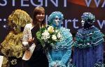 Katarzyna Woźniak odbiera główną nagrodę