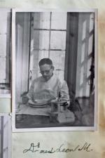 Leon Manteuffel. Zdjęcie z 1944 roku (fot. Archiwum rodzinne Anny Manteuffel-Szaroty/repr. robert gardziński)