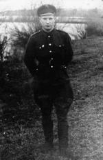 """Chor. Witold Borucki """"Dąb"""", """"Babinicz"""",  trzeci komendant  """"XVI"""" Okręgu NZW (1948 – 1949)"""