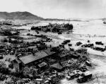 Desant Amerykanów pod Inchon. W jego  wyniku 90 procent  obszaru Korei znalazło się pod kontrolą wojsk międzynarodowych