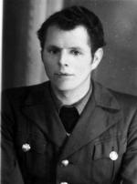 """Por. Jan Kempiński """"Błysk"""", dowódca oddziału partyzanckiego"""
