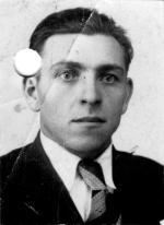 """Stanisław Przybylak """"Marianna"""" (1909 – 1953) ostatni żołnierz """"Groźnego"""", który  poniósł śmierć z rąk funkcjonariuszy aparatu bezpieczeństwa. Żołnierz września 1939 r.,  akowiec, dezerter z MO"""
