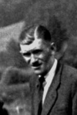 """Mieczysław Wądolny """"Mściciel"""" (fotografia przedwojenna)"""