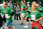 Tłumy warszawiaków wzięły udział w biegu