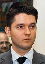 Michał Malicki, aplikant adwokacki