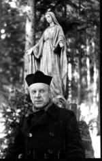 Prymas Polski  kard. Stefan Wyszyński  po internowaniu (fot. Instytut Prymasowski Stefana Kardynała Wyszyńskiego)