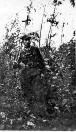"""Mieczysław Dziemieszkiewicz """"Rój"""", komendant powiatu NZW """"Ciężki"""" – Ciechanów, dowódca oddziału partyzanckiego działającego do 1951 r."""