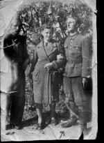 "Jan Sadowski  ""Blady"" (z prawej)"
