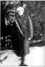 "Jan Leonowicz ""Burta"" 1950/1951"