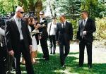 Bartosz Arłukowicz o swej decyzji powiedział szefowi SLD tuż przed konferencją z premierem Donaldem Tuskiem