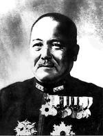 Wiceadm. Takeo Takagi, podczas bitwy na Morzu Koralowym dowódca zespołu lotniskowców