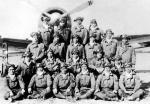 """Piloci myśliwców na lotniskowcu """"Shokaku"""", listopad 1941 r."""