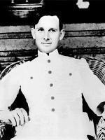 """Kmdr Joseph Rochefort, dowódca stacji nasłuchowej """"HYPO"""" na Hawajach"""
