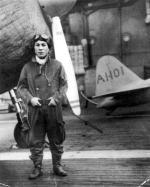 Pilot bombowca na japońskim lotniskowcu, 1941 r.