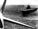 """USS """"Yorktown"""" na Pacyfiku, 1942 r."""