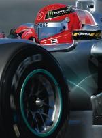 Michael Schumacher – ostatni rok wyścigów w Formule 1? (fot. JOSEP LAGO)