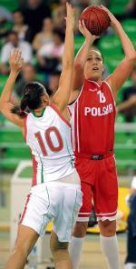 Ewelina Kobryn, najbardziej doświadczona zawodniczka reprezentacji Polski (136 spotkań), w poprzednich mistrzostwach Europy zdobywała średnio 12 pkt i miała 7,3 zbiórki