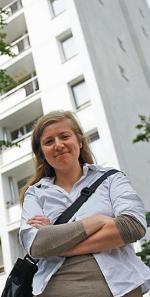 Nowak-Radziejowska pracuje w Urzędzie Dzielnicy Targówek