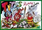 Tytus, Romek i A'Tomek mają też swoje historyczne przygody,  m.in. pod Grunwaldem