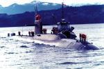 """Okręt podwodny USS """"Parche"""""""