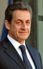 Nicolas Sarkozy (25 proc.)