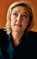 Marine Le Pen (17,5 proc.)