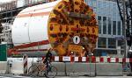 Olbrzymia tarcza będzie drążyć 10 – 15 metrów metra dziennie