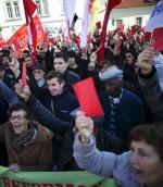 Czerwona kartka dla nadgorliwego rządu – wtorkowy protest w Lizbonie