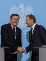 Skandal z taśmami Serafina pozwolił  Januszowi Piechocińskiemu zostać liderem PSL