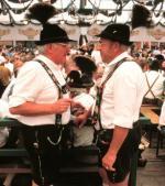 Oktoberfest doroczne święto piwa w Monachium, największe pijaństwo świata