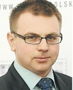 Zbigniew Baranowski, rzecznik prasowy  Poczty Polskiej
