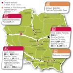 Na lata 2007–2013 Polska dostała ponad 40 mld zł unijnych dotacji na budowę dróg. Z tego na nasze konta trafiło już 27,5 mld zł.