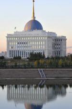 Czy antypremia trafi do siedziby prezydenta Kazachstanu?