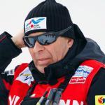 Aleksander Wierietielny ma 66 lat. W 2000 roku został trenerem reprezentacji Polski  w biegach, od kilku lat pracuje wyłącznie z Justyną Kowalczyk