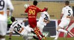 Górnik Zabrze mógł dogonić w tabeli Legię, ale przegrał z Jagiellonią 1:2. Pierwszego gola dla gości strzelił Dani Quintana