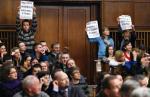 Trzy lata temu pacyfiści protestowali podczas wykładu Radosława Sikorskiego na UW