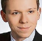 Adam Wosik doradca podatkowy, konsultant w Deloitte Doradztwo Podatkowe (biuro w Warszawie)