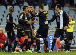 Javi Barkero (z numerem 7): piłkarz Levante, który rozpętał kolejną aferę korupcyjną w Primera Division
