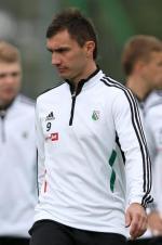 Marek Saganowski ma 35 lat, w 1998 roku wywalczył mistrzostwo z ŁKS Łódź