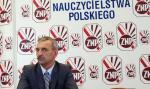 Sławomir Broniarz,  szef ZNP,  grozi rządowi strajkiem,  ale sam  nie stosuje zapisów Karty nauczyciela