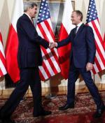 Sekretarz stanu USA przyleciał do Polski po raz pierwszy od trzech i pół roku