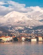 Lugano. Parki, malownicze wille, rzeźby