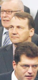 Radosław Sikorski wziął udział w spotkaniu kilkudziesięciu przedstawicieli państw członkowskich OBWE w Kijowie