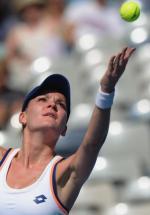 Agnieszka Radwańska w II rundzie zagra z Olgą Goworcową