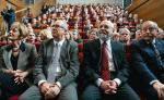 Powstanie szkoły było wielkim sukcesem środowisk sędziów  i prokuratorów.  Na zdjęciu: uroczyste rozpoczęcie aplikacji sędziowskiej  i prokuratorskiej  w 2011 r.