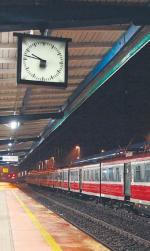 Pociąg TLK Wiking miał niemal dwudobowe opóźnienie